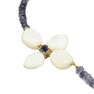 Dolly Boucoyannis Semi precious Stones Necklace
