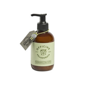 Villadorata Etna Prickly Pear Liquid Soap