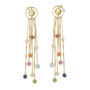 Pari Sofianou Coma Berenices Earrings PSOFEAR0005