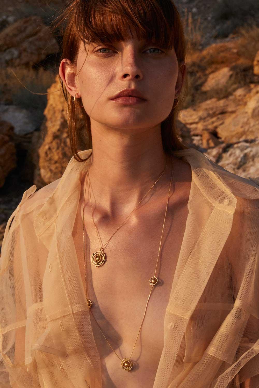 Pari Sofianou Fine Jewellery campaign 2019