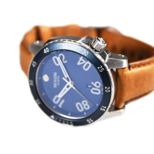 Nixon Ranger Leather 44mm