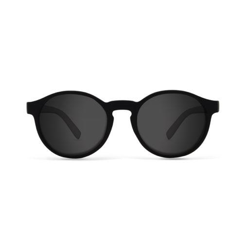 We Are Eyes Orbit Black Matte Sunglasses