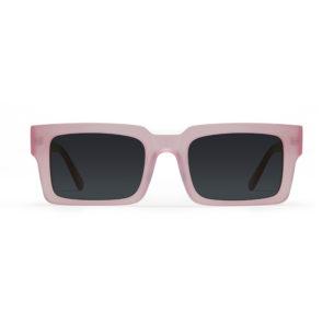 We Are Eyes Qubit Pink Sunglasses