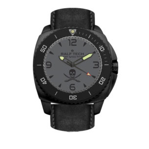 "Ralf Tech WRX ""S"" Hybrid Black Pirates Shadow Watch"
