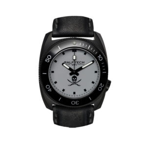 "Ralf Tech WRV ""S"" Hybrid Black Pirates Shadow Watch"