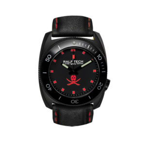 "Ralf Tech WRV ""S"" Hybrid Red Pirates Watch"