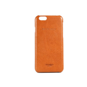 Leather Wrapped Case for iPhone 6 Bourbon