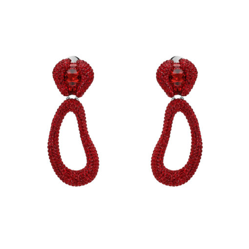 Atelier Swarovski Tigris Drop Clip Earrings SW5507109