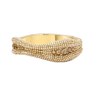 Atelier Swarovski Tigris Small Hinged Bangle M SW5507099