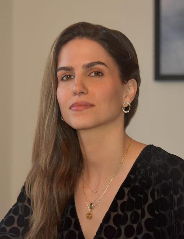 Alveare Dina Harharou Portrait