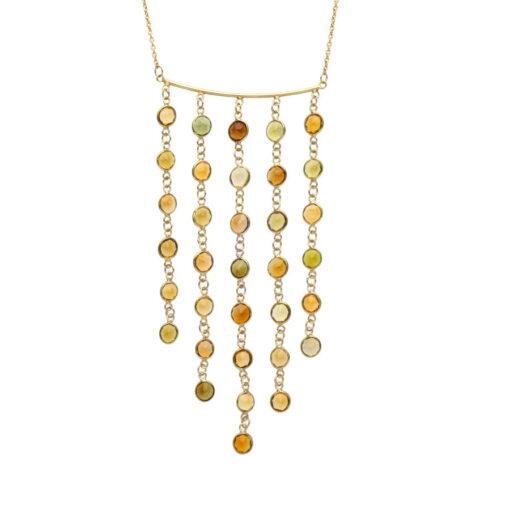 Cascade Tourmaline Necklace