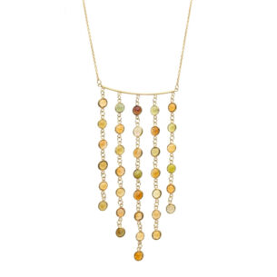 Cascade Tourmaline Necklace