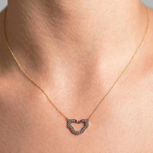 semele-brown-diamonds-necklace2_model_alveare
