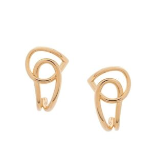 Blaue Earrings Charlotte Chesnais Vermeil