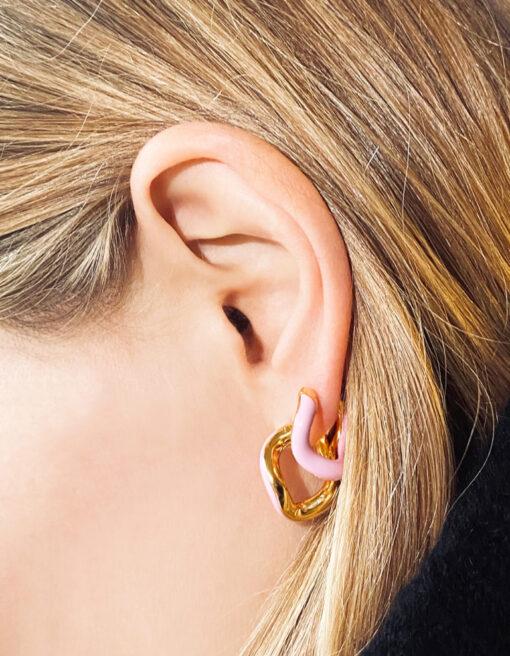 colours-wave-earrings-rose
