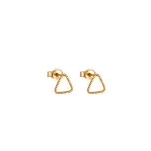 BAS-01_Basics_Earring-studs-triangle