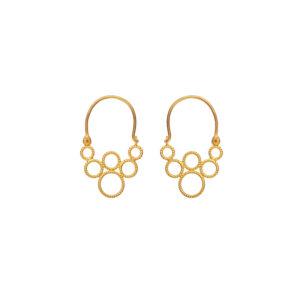 DEN 15_Dentelles_Tiny earrings hoops_2