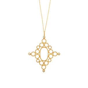 Symmetry-Cross-with-Diamonds