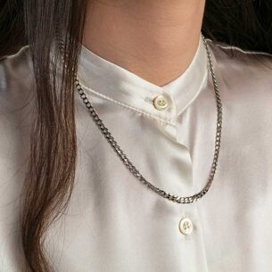 gourmet chain necklace