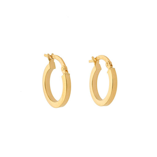 Small Thin Round Hoops SOR.077731