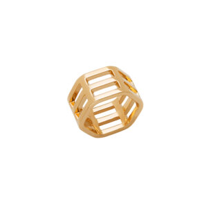 gold ring by mania zamani