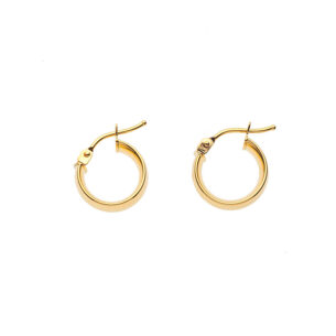 Wide Small Round Hoops SOR.117976